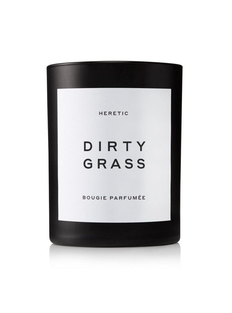 Dirty Grass Candle-Heretic-Tucci Boutique