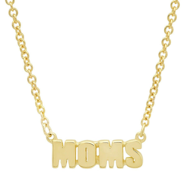 Moms Necklace-Established-Tucci Boutique