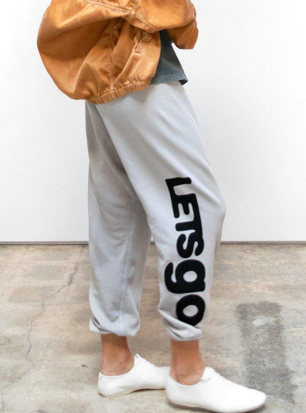 LETSGO OG SUPERVINTAGE Sweatpants - Storm-Free City-Tucci Boutique