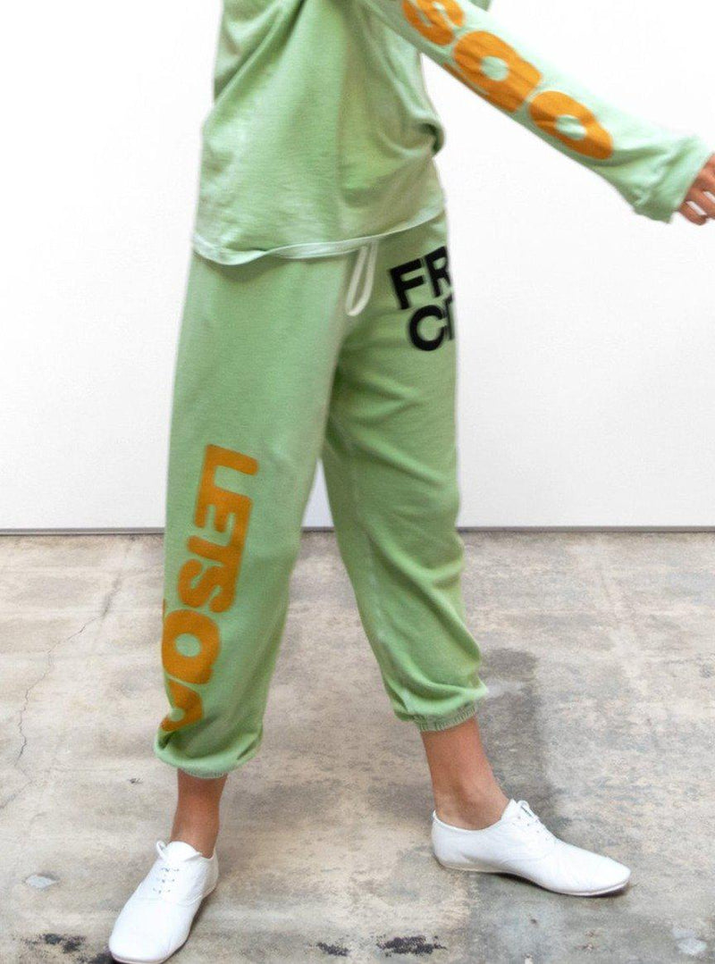 LETSGO OG SUPERVINTAGE Sweatpants - Joshua Tree-Free City-Tucci Boutique