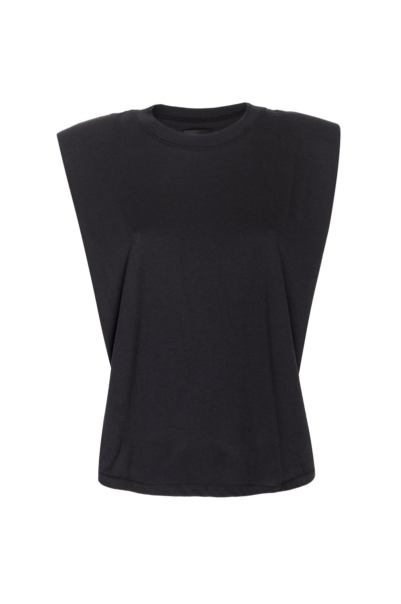 Mas Muscle Tee - Black-Le Superbe-Tucci Boutique