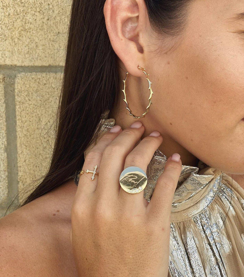 Roar! Ring-DRU.-Tucci Boutique