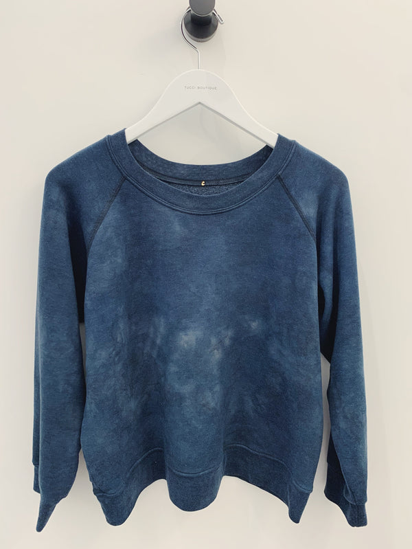 Dori Sweatshirt - Black Cloud