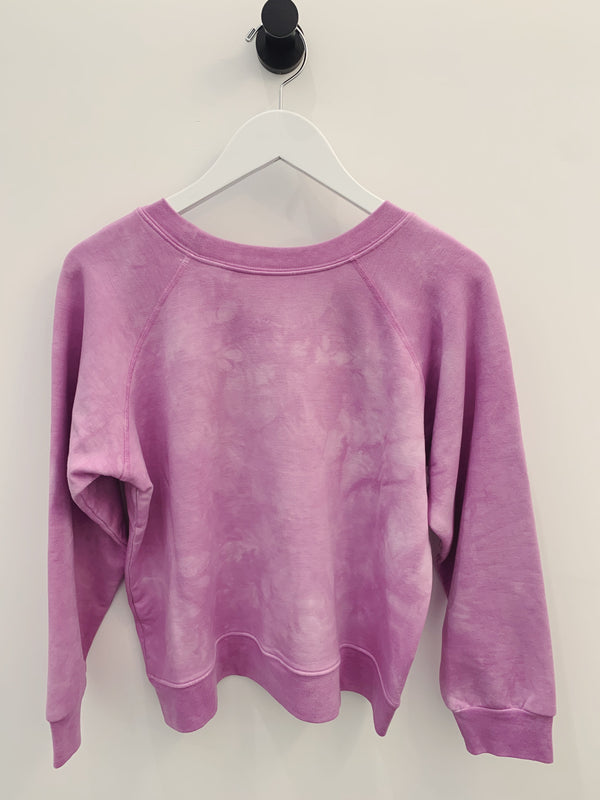 Dori Sweatshirt - Pop Rocks Purple