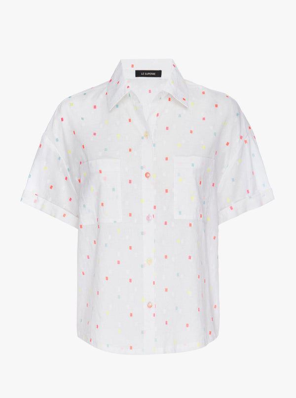 New Wave Camp Shirt-Le Superbe California-Tucci Boutique