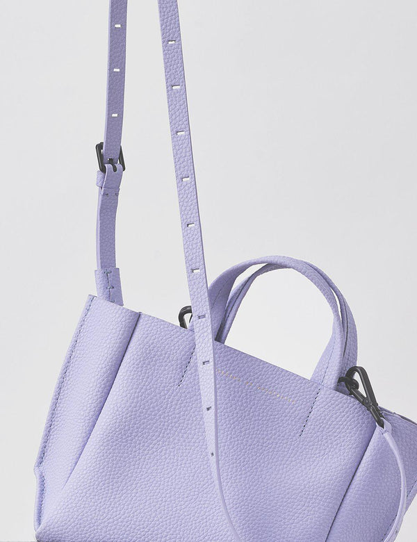 *Pre-Order* Micro Tote - Lilac-Ampersand as Apostrophe-Tucci Boutique