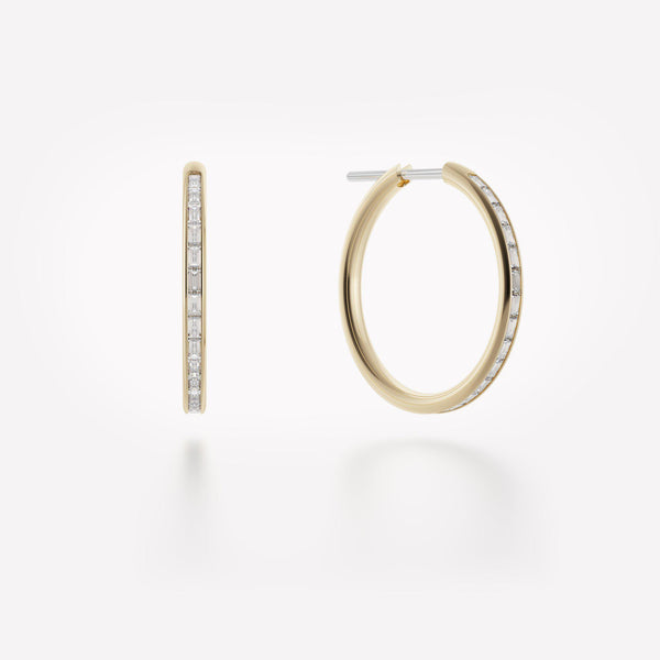 Miri Hoop Earrings-Spinelli Kilcollin-Tucci Boutique