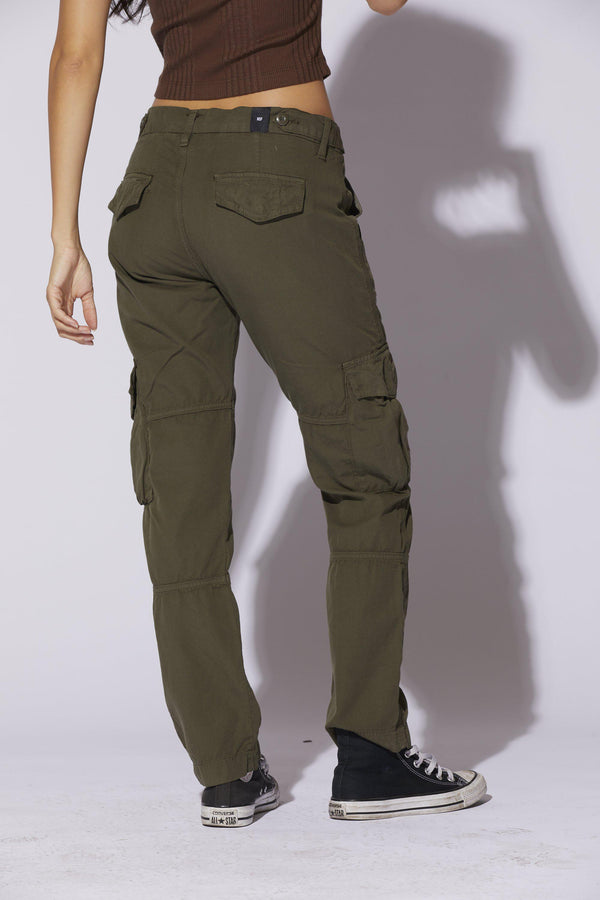 Basquiat Cargo Pant - Drab-NSF-Tucci Boutique