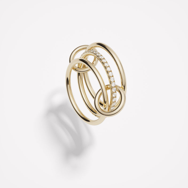 Sonny Yellow Gold Ring-Spinelli Kilcollin-Tucci Boutique