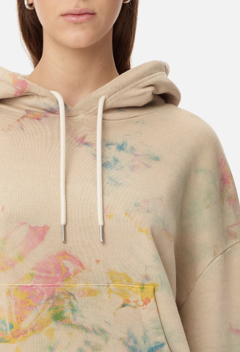 Alma Hooded Sweatshirt-John Elliott-Tucci Boutique