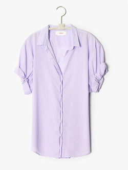 Channing Shirt - Lavender Bloom-Xirena-Tucci Boutique