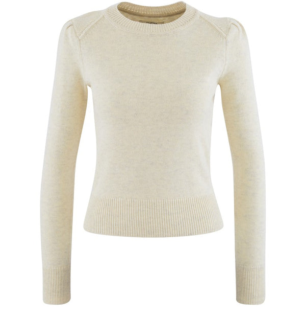 Kleely Pullover - Light Grey-Isabel Marant Étoile-Tucci Boutique