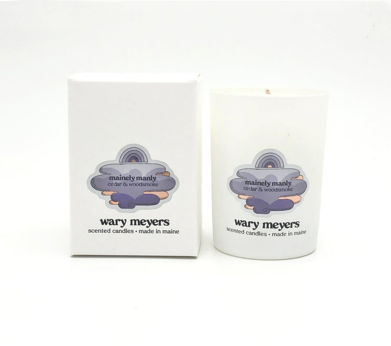 6.7 oz Scented Candle-Wary Meyers-Tucci Boutique