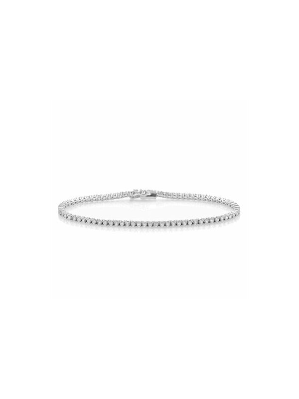 Classic Diamond Tennis Bracelet-Dolce Amore Ring by Paola Incisa di Camerana-Tucci Boutique