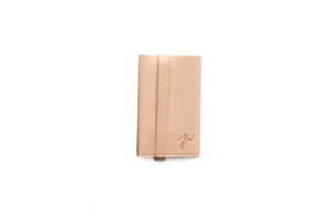 Unfolded Wallet Rectangle Nude