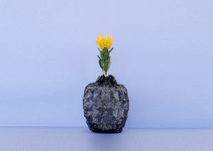 Unfolded Vase / grey