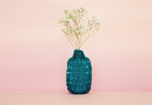 Unfolded Vase / blue
