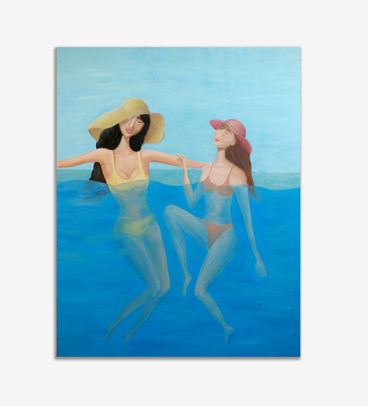Ocean girls - Original Painting XXL