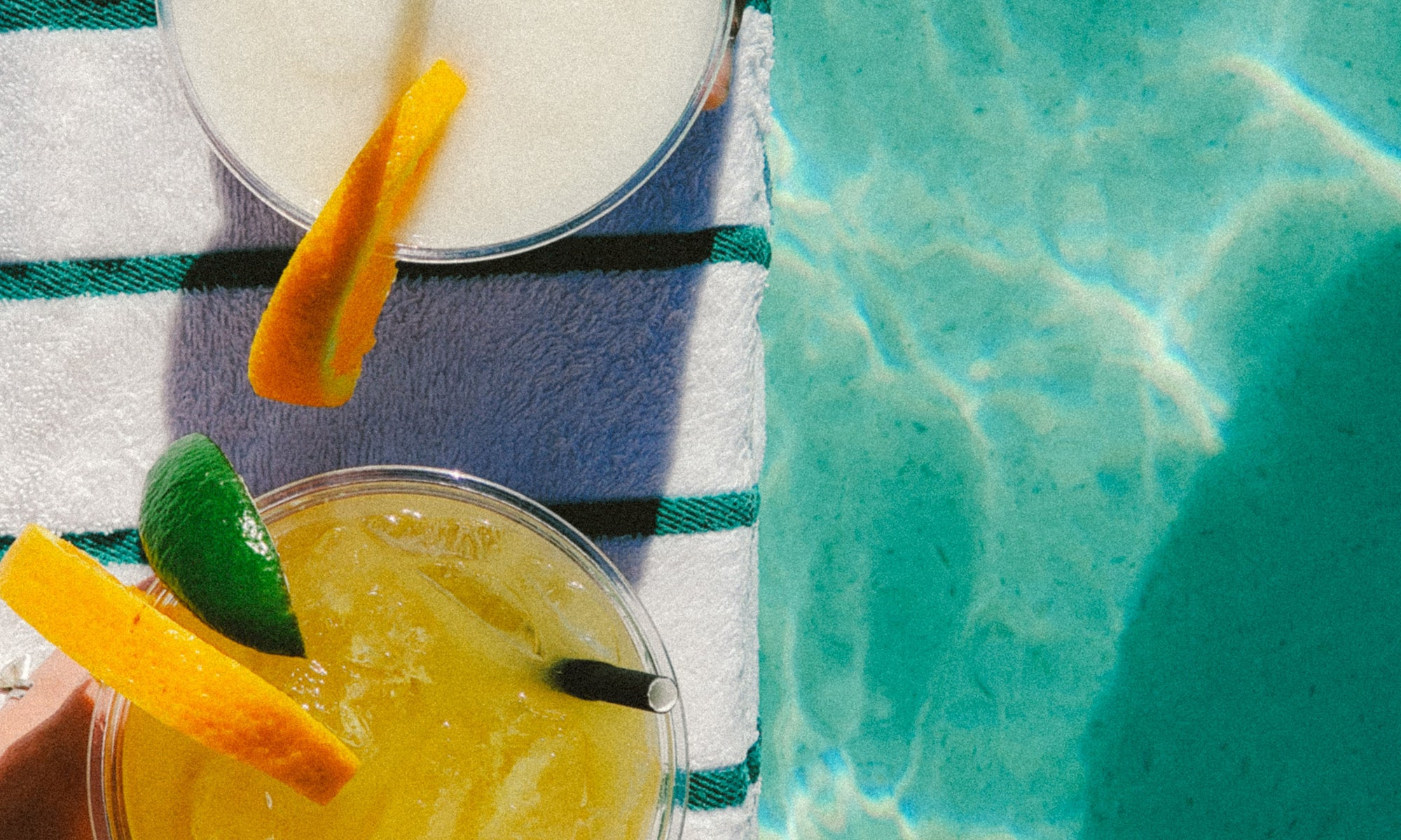 Poolside Cocktail Recipes