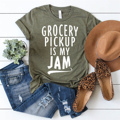 Grocery Pickup Tee - Limeberry Designs