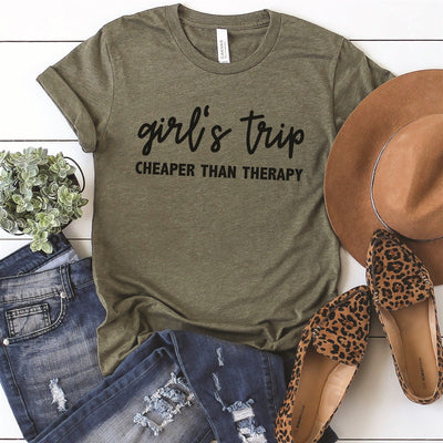 Girl's Trip Tee - Limeberry Designs