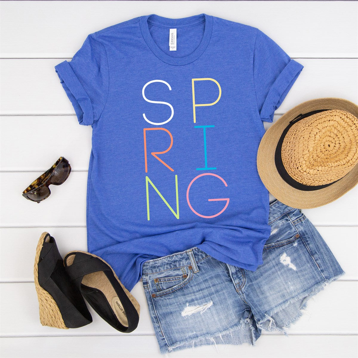 SPRING Tee - Limeberry Designs