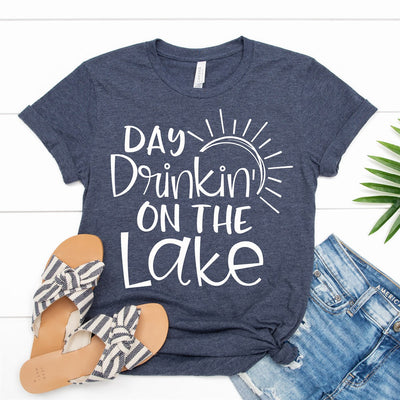 Day Drinkin' On The Lake Tee