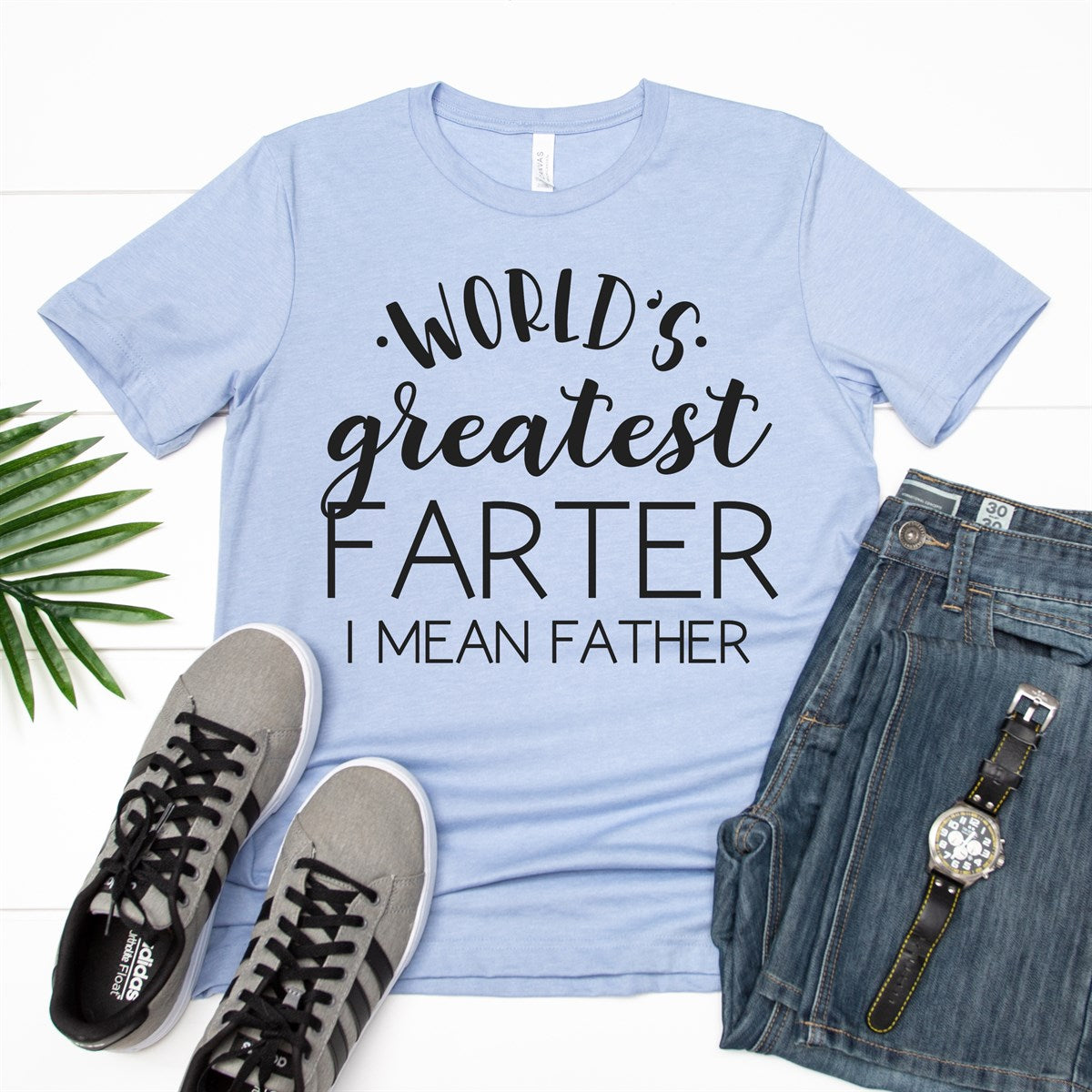 World's Greatest Farter Tee - Limeberry Designs