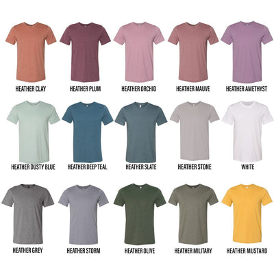 Favorite Fall List Tee