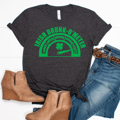 Drunk-O-Meter Tee - Limeberry Designs