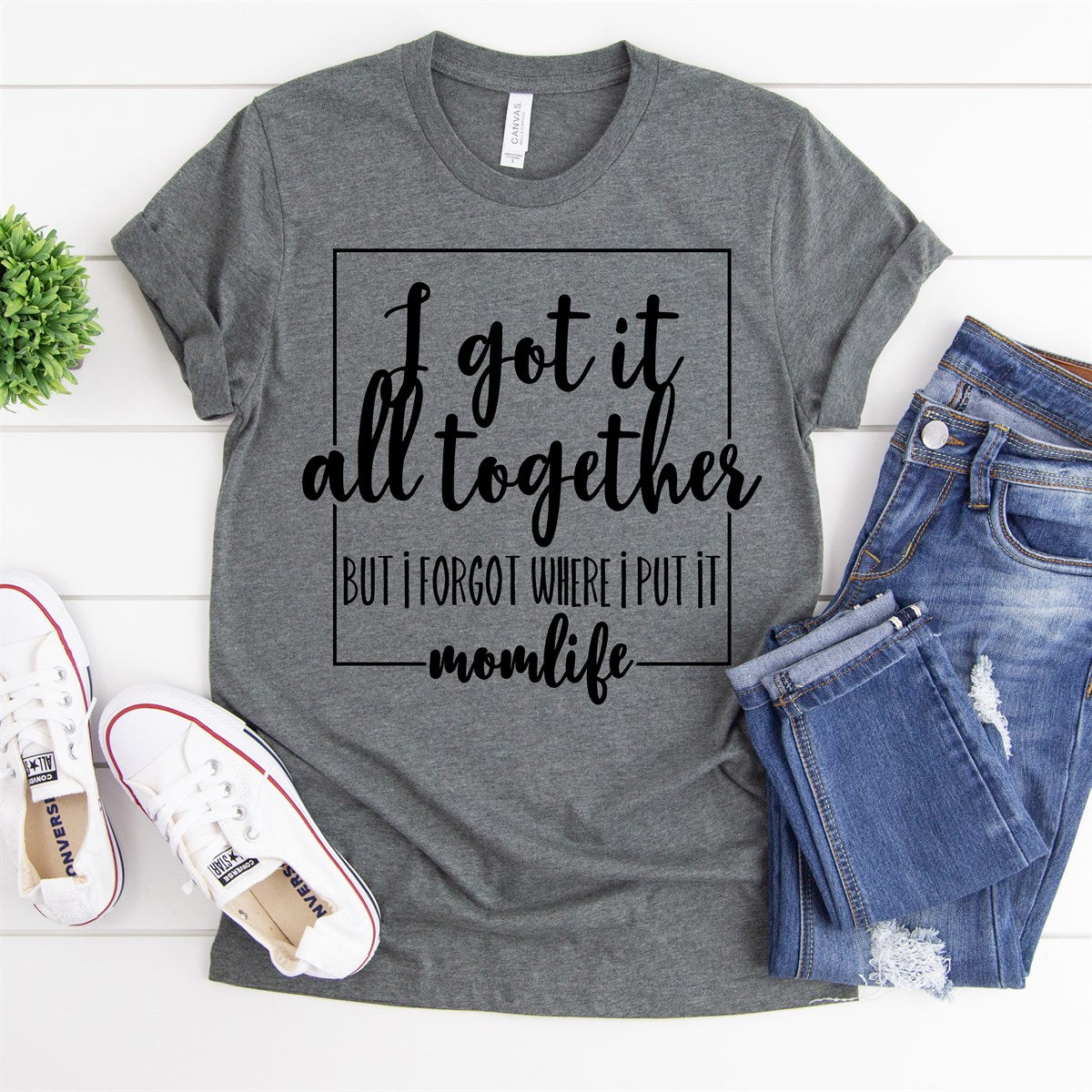 I Got It All Together Tee - Limeberry Designs
