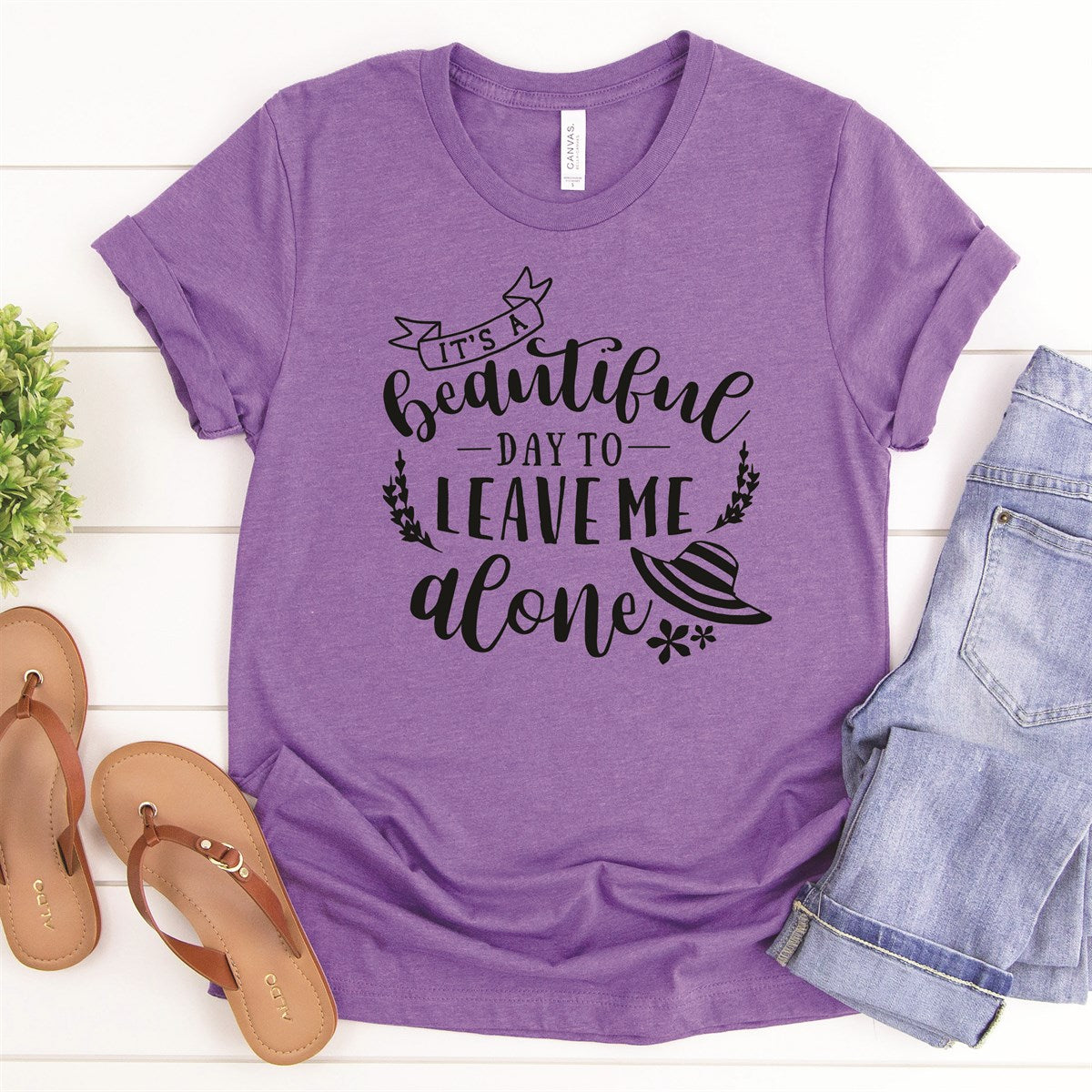 Beautiful Day Tee - Limeberry Designs