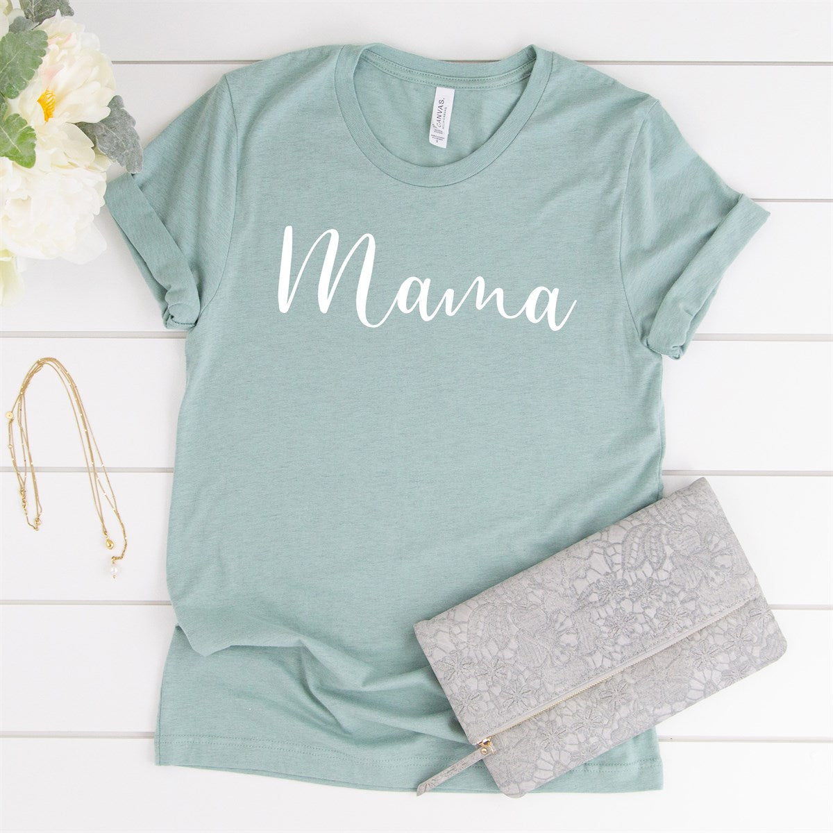 Mama Tee - Limeberry Designs