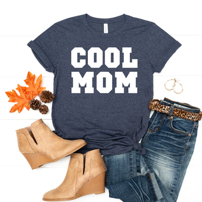 Cool Mom Tee - Limeberry Designs