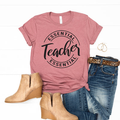 Essential Teacher Tee