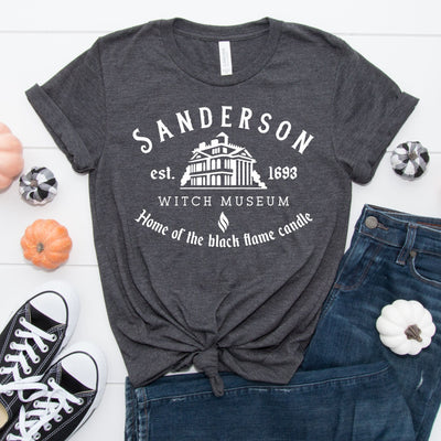 Sanderson Witch Museum Tee