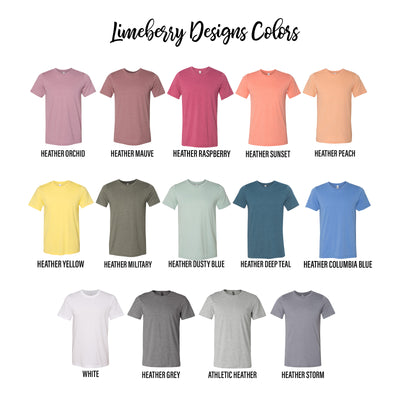 2nd Grade Teacher Tee - Limeberry Designs