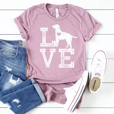 Love Dogs Labrador Tee - Limeberry Designs