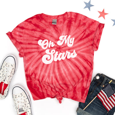 Oh My Stars Tee - Limeberry Designs