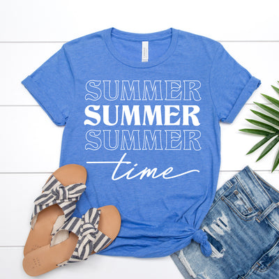 Summer Time Tee - Limeberry Designs