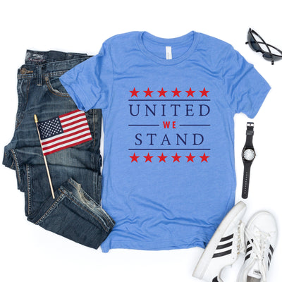 United We Stand Tee - Limeberry Designs