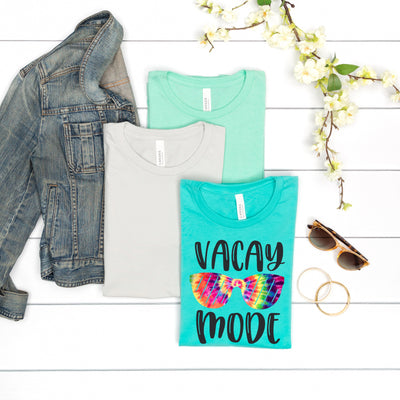 Vacay Mode Tee - Limeberry Designs