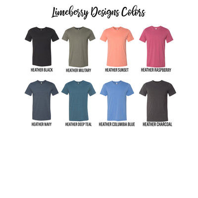1 Graphic Tee Template Light New - Limeberry Designs