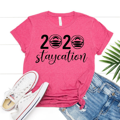 2020 Staycation Tee - Limeberry Designs