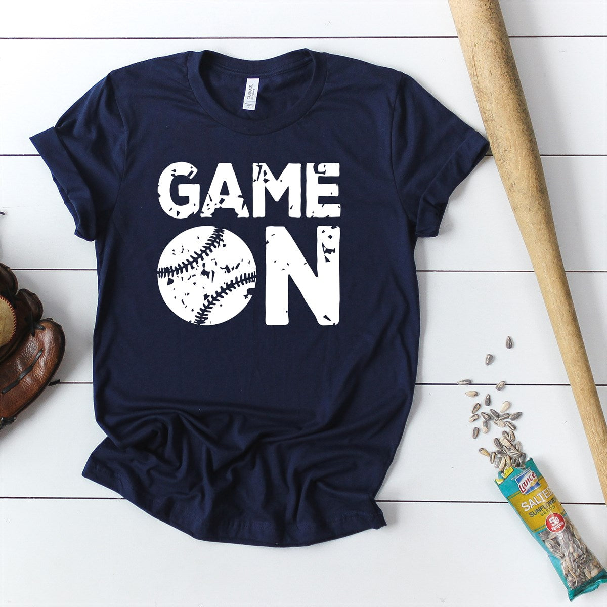 Game On Tee - Limeberry Designs