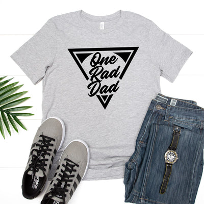 One Rad Dad Tee - Limeberry Designs