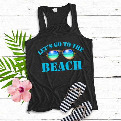 Let's Go To The Beach Tank