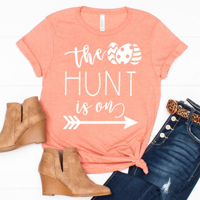 The Hunt Is On Tee - Limeberry Designs