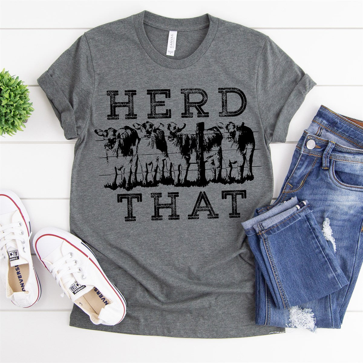 Herd That Tee - Limeberry Designs