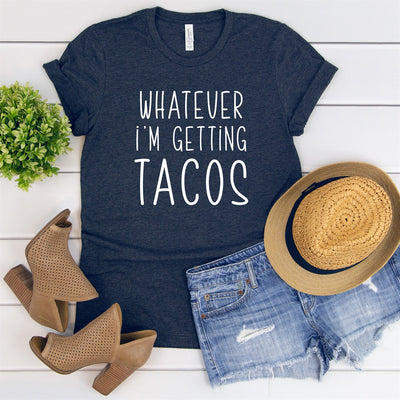 I'm Getting Tacos Tee - Limeberry Designs